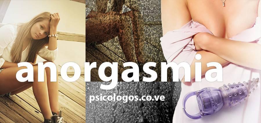 anorgasmia, la ausencia de orgasmo