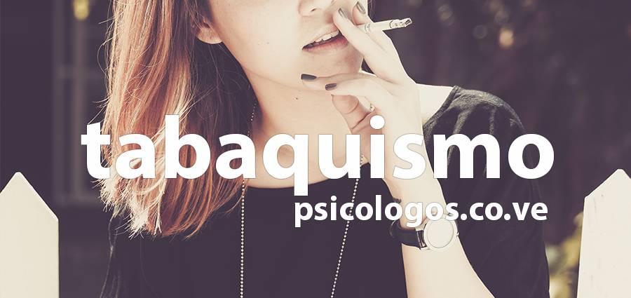 tabaquismo y los adictos al tabaco